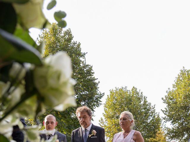 Il matrimonio di Mario e Anna a Maretto, Asti 38