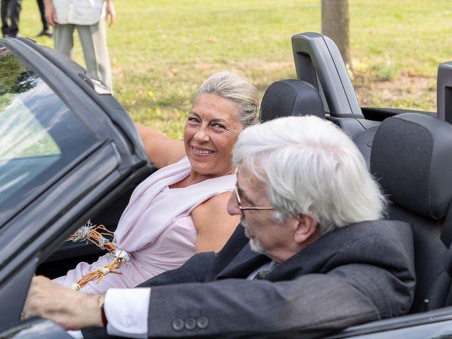 Il matrimonio di Mario e Anna a Maretto, Asti 39