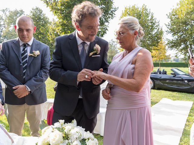 Il matrimonio di Mario e Anna a Maretto, Asti 42