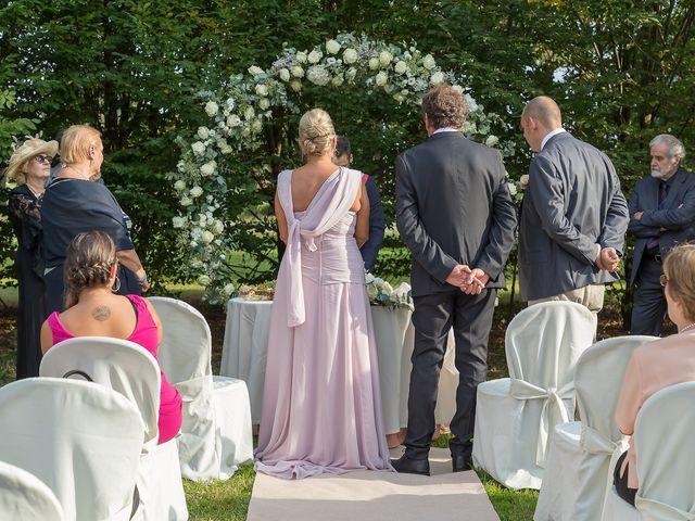 Il matrimonio di Mario e Anna a Maretto, Asti 44