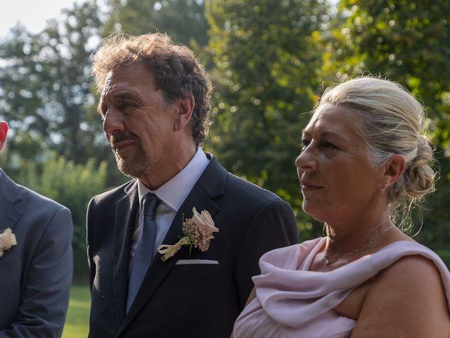 Il matrimonio di Mario e Anna a Maretto, Asti 46