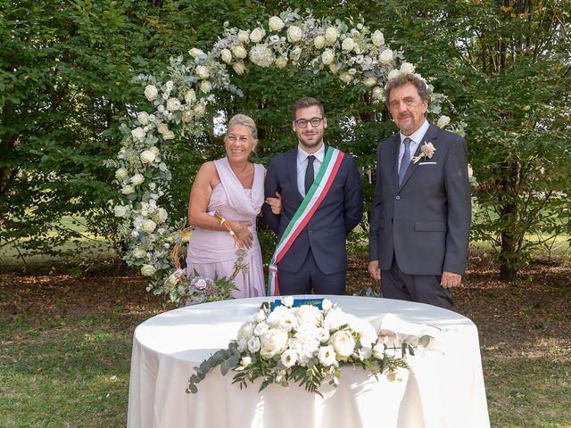 Il matrimonio di Mario e Anna a Maretto, Asti 47