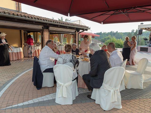 Il matrimonio di Mario e Anna a Maretto, Asti 53