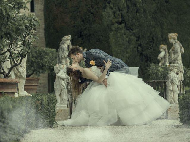Il matrimonio di Giovanni e Erika a Recanati, Macerata 12