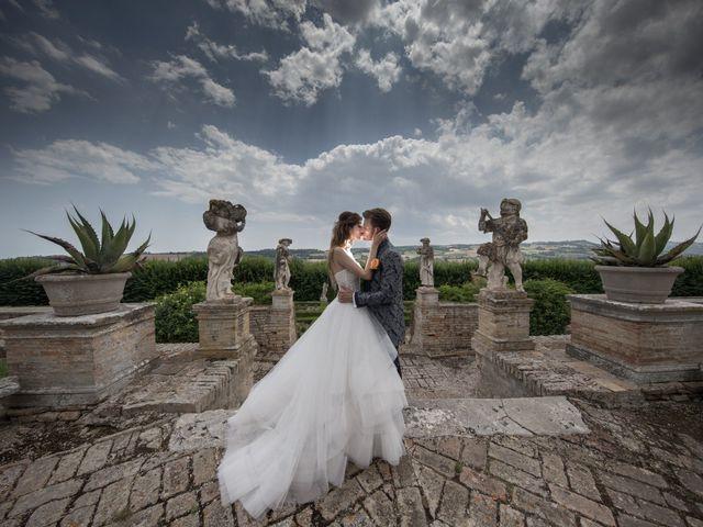 Il matrimonio di Giovanni e Erika a Recanati, Macerata 14