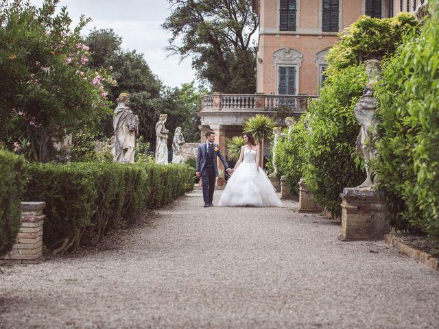 Il matrimonio di Giovanni e Erika a Recanati, Macerata 20