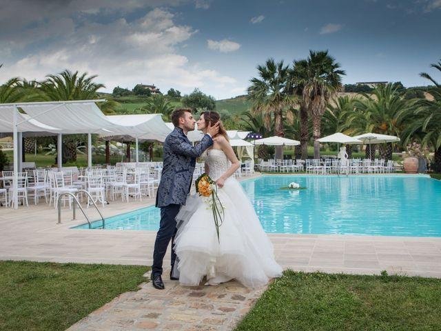 Il matrimonio di Giovanni e Erika a Recanati, Macerata 23
