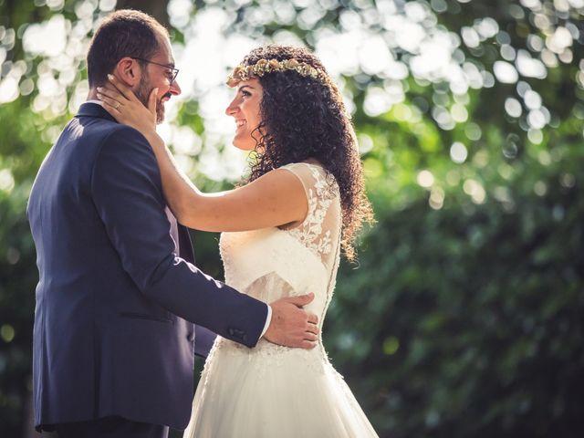 Le nozze di Federica e Luigi