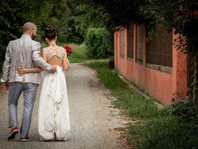 Il matrimonio di Marco e Alessia a Torino, Torino 27