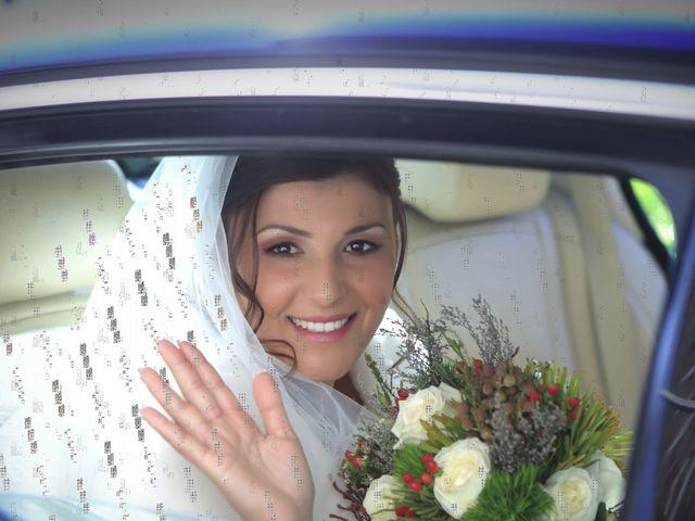 Il matrimonio di Arcangelo e Lina a Presenzano, Caserta 16