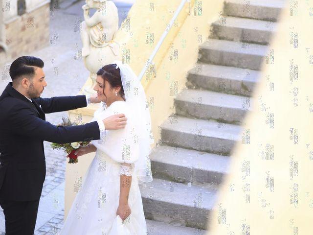 Il matrimonio di Arcangelo e Lina a Presenzano, Caserta 17
