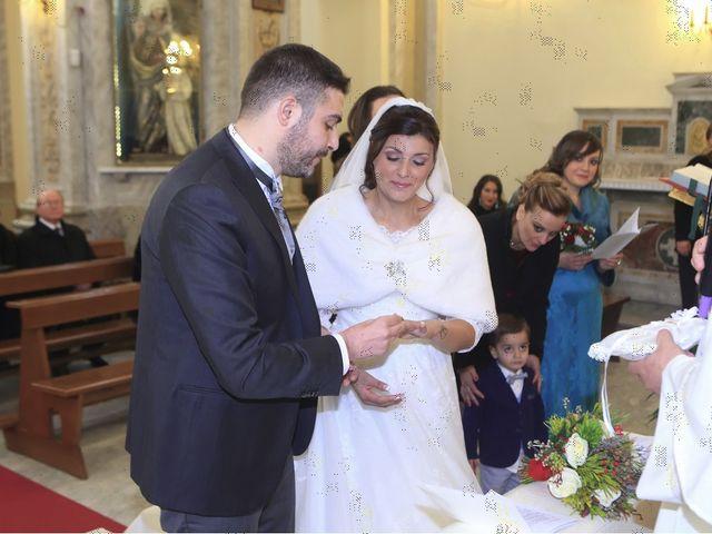 Il matrimonio di Arcangelo e Lina a Presenzano, Caserta 19