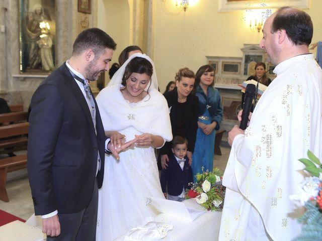 Il matrimonio di Arcangelo e Lina a Presenzano, Caserta 20
