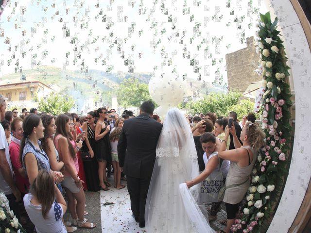 Il matrimonio di Arcangelo e Lina a Presenzano, Caserta 24