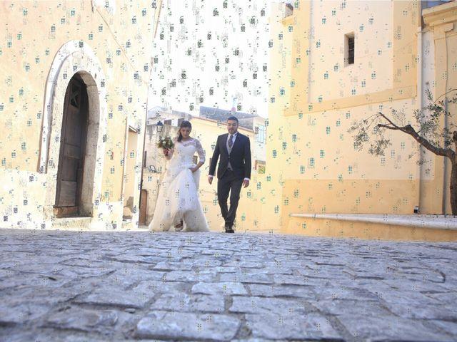Il matrimonio di Arcangelo e Lina a Presenzano, Caserta 26
