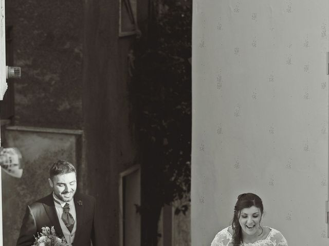 Il matrimonio di Arcangelo e Lina a Presenzano, Caserta 28
