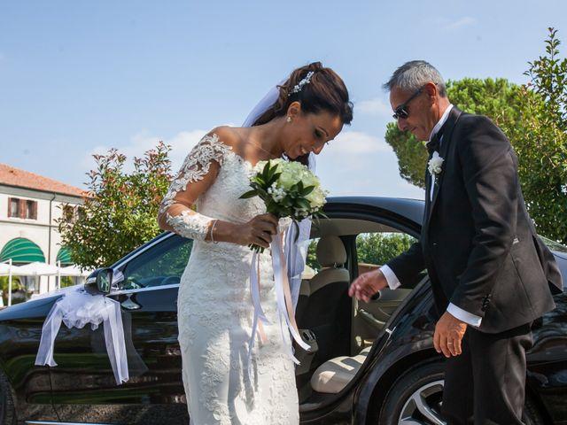 Il matrimonio di Samuele e Elisa a Villadose, Rovigo 25