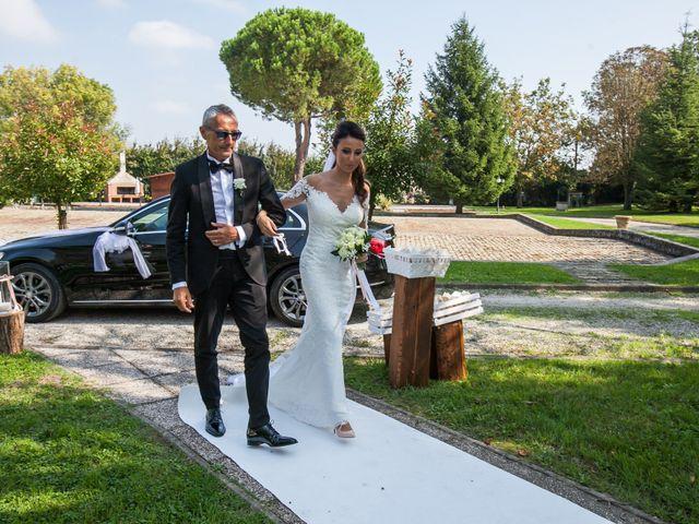 Il matrimonio di Samuele e Elisa a Villadose, Rovigo 26