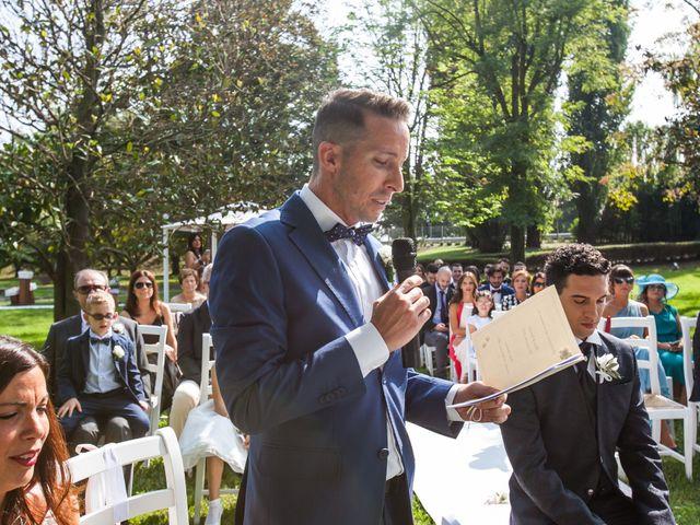 Il matrimonio di Samuele e Elisa a Villadose, Rovigo 27