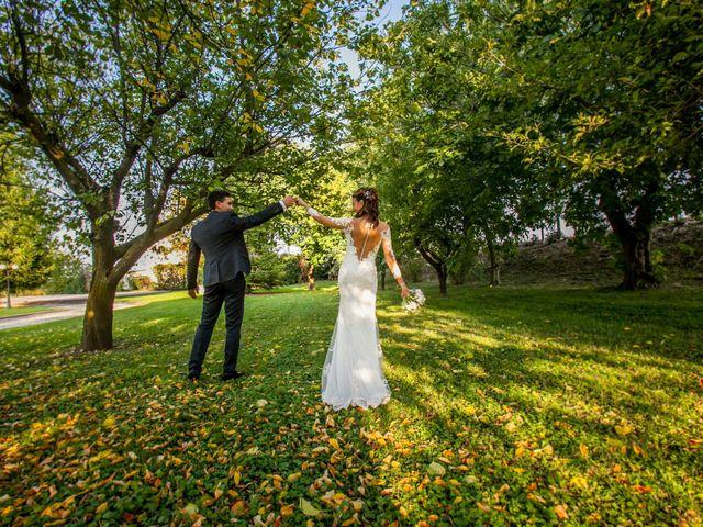 Il matrimonio di Samuele e Elisa a Villadose, Rovigo 45