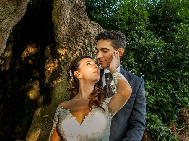 Le nozze di Elisa e Samuele