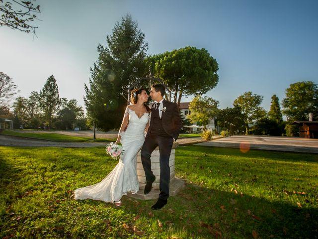 Il matrimonio di Samuele e Elisa a Villadose, Rovigo 50