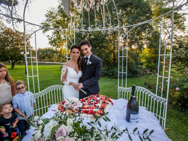 Il matrimonio di Samuele e Elisa a Villadose, Rovigo 52
