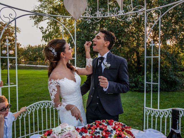 Il matrimonio di Samuele e Elisa a Villadose, Rovigo 53