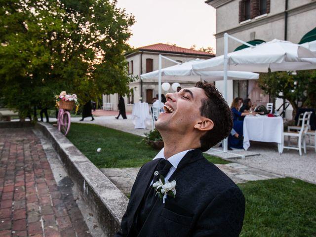 Il matrimonio di Samuele e Elisa a Villadose, Rovigo 55