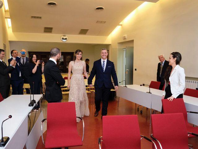 Il matrimonio di Alessandro e Estefania a Sesto Calende, Varese 6