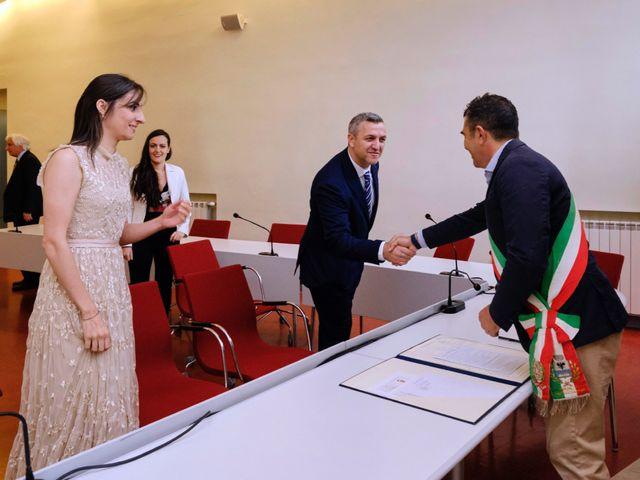 Il matrimonio di Alessandro e Estefania a Sesto Calende, Varese 7