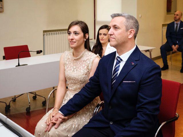 Il matrimonio di Alessandro e Estefania a Sesto Calende, Varese 8