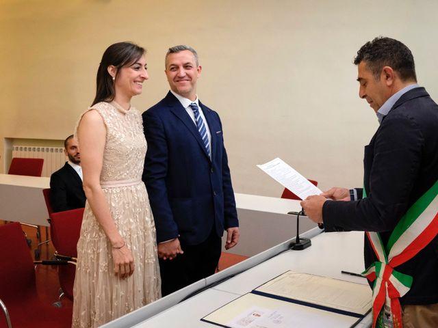 Il matrimonio di Alessandro e Estefania a Sesto Calende, Varese 11