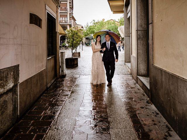 Il matrimonio di Alessandro e Estefania a Sesto Calende, Varese 20