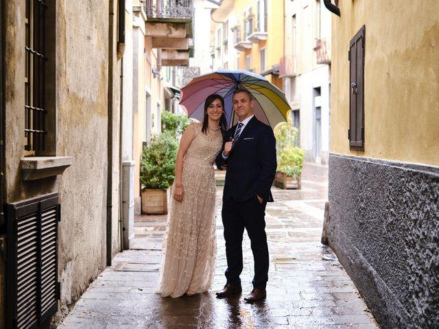Il matrimonio di Alessandro e Estefania a Sesto Calende, Varese 21