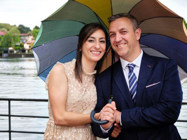Il matrimonio di Alessandro e Estefania a Sesto Calende, Varese 25
