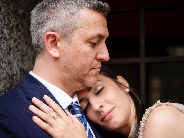 Il matrimonio di Alessandro e Estefania a Sesto Calende, Varese 28