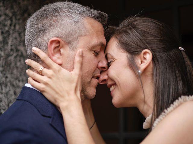 Il matrimonio di Alessandro e Estefania a Sesto Calende, Varese 30