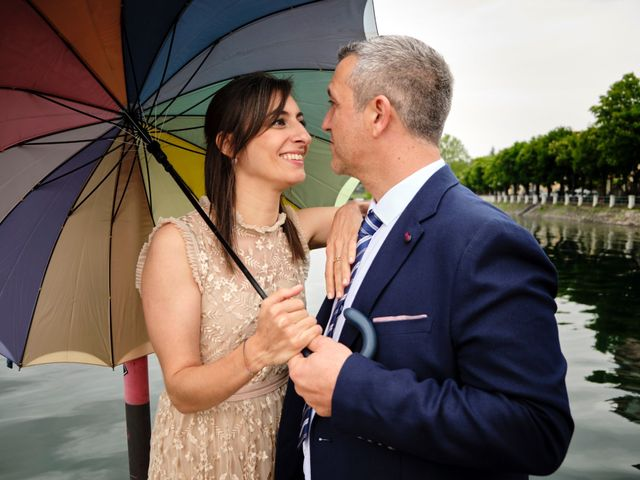Il matrimonio di Alessandro e Estefania a Sesto Calende, Varese 36