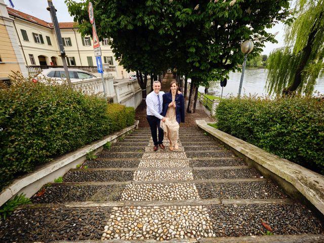 Il matrimonio di Alessandro e Estefania a Sesto Calende, Varese 44