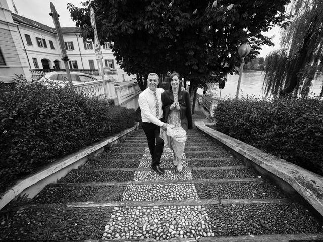 Il matrimonio di Alessandro e Estefania a Sesto Calende, Varese 45