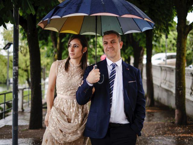 Il matrimonio di Alessandro e Estefania a Sesto Calende, Varese 48