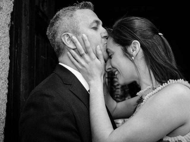 Il matrimonio di Alessandro e Estefania a Sesto Calende, Varese 27