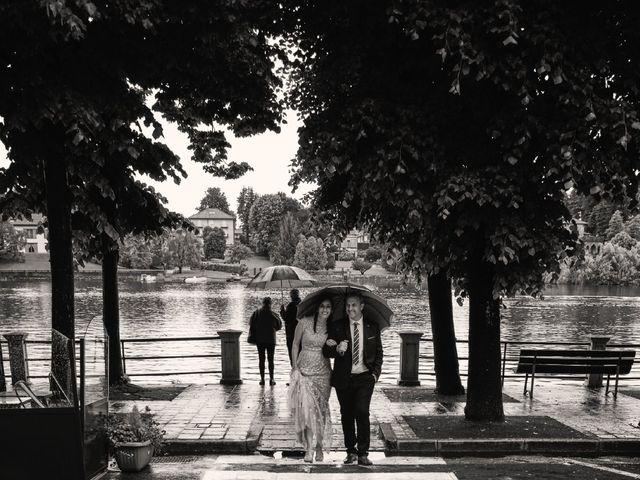 Il matrimonio di Alessandro e Estefania a Sesto Calende, Varese 49