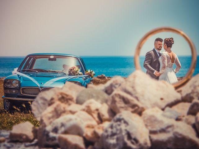 Le nozze di Concetta e Antonello