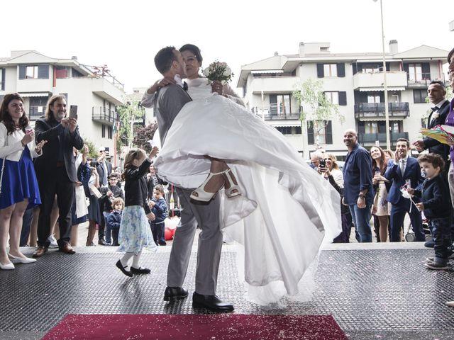 Le nozze di Daisy e Giuseppe