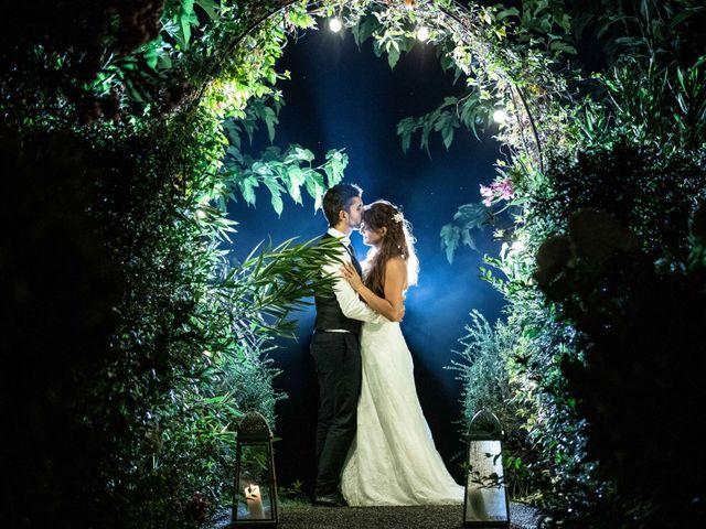 Il matrimonio di Andrea e Paula a Corte Franca, Brescia 1