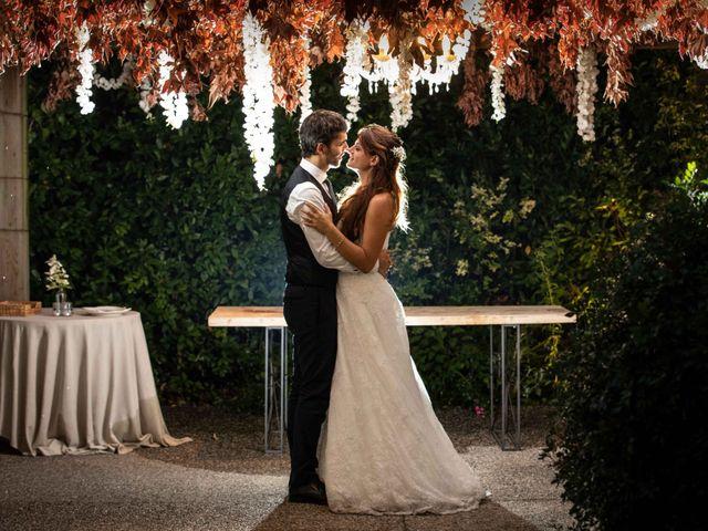 Il matrimonio di Andrea e Paula a Corte Franca, Brescia 2
