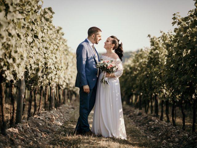 Le nozze di Vera e Eros