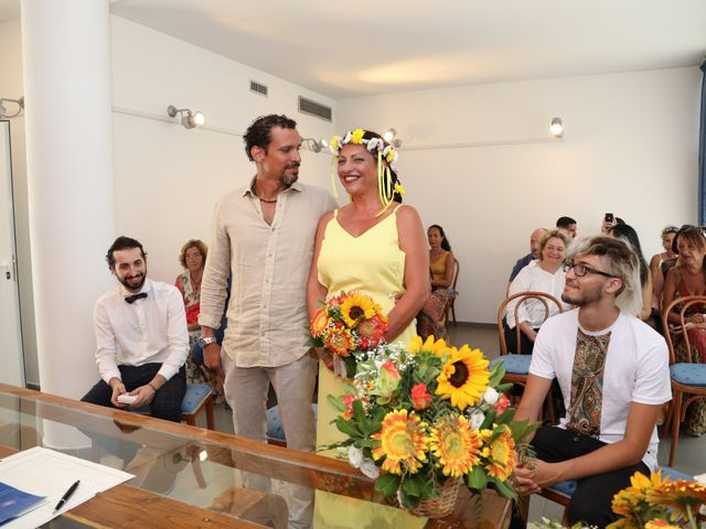 Il matrimonio di Felipe e Laura a Fiumicino, Roma 2